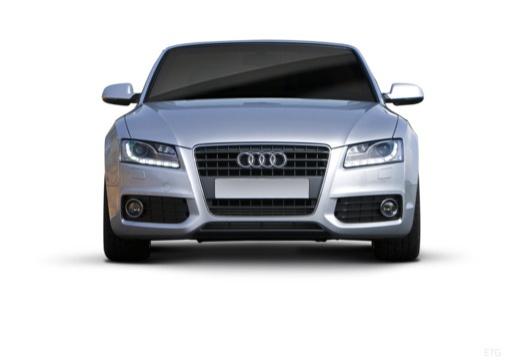AUDI A5 kabriolet przedni