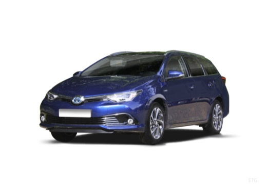 Toyota Auris 1.33 VVT-i Premium Kombi TS II 1.4 99KM (benzyna)