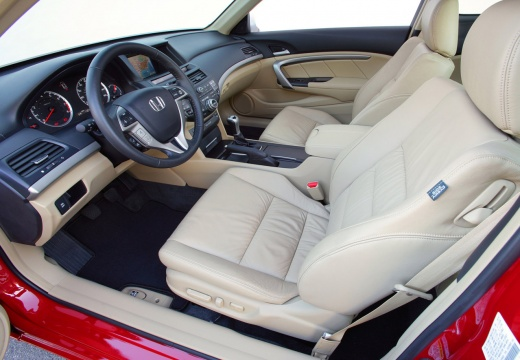 HONDA Accord USA II coupe wnętrze