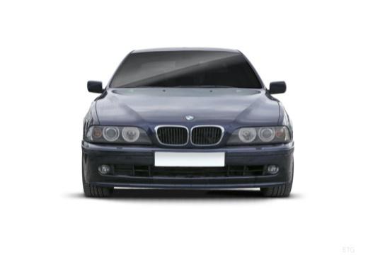 BMW Seria 5 sedan przedni