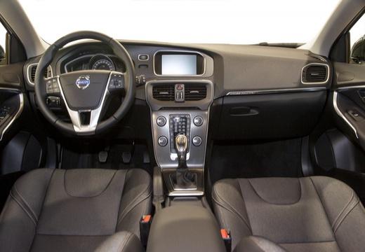 VOLVO V40 Cross Country I hatchback biały tablica rozdzielcza