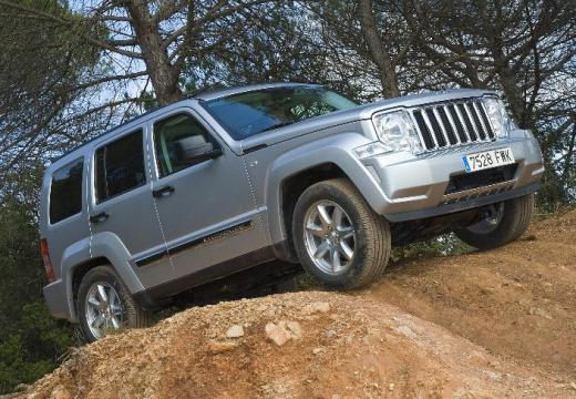 JEEP Cherokee IV kombi silver grey przedni prawy