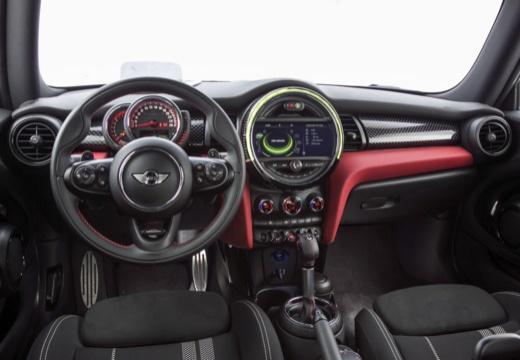 MINI [BMW] Mini MINI Cooper hatchback tablica rozdzielcza