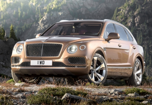 BENTLEY Bentayga Kombi