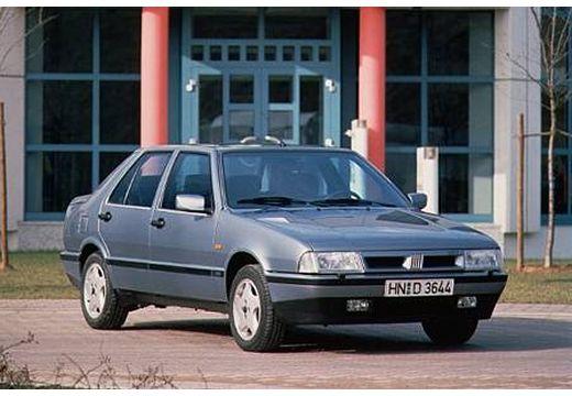 FIAT Croma hatchback silver grey przedni prawy