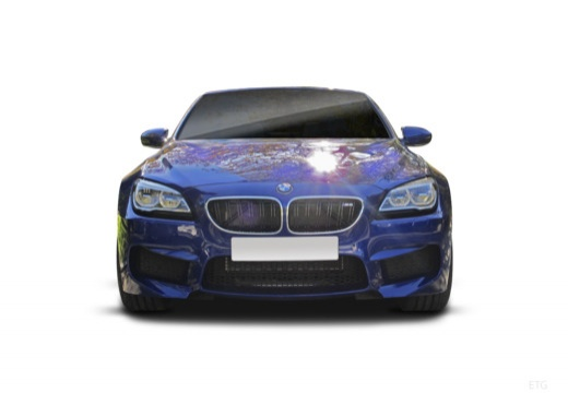 BMW 6 Серии кабриолет передний