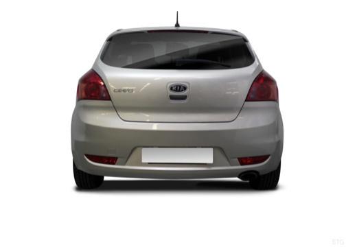 KIA Ceed Proceed II hatchback tylny
