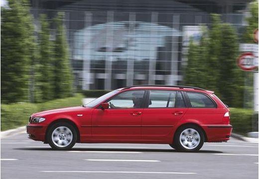 BMW Seria 3 Kombi Touring  E46/3