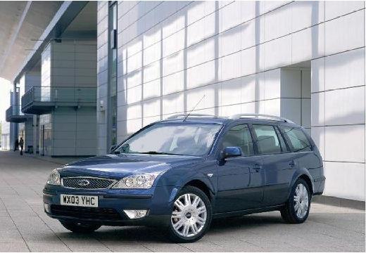 FORD Mondeo 3.0 V6 Ghia Kombi IV 204KM (benzyna)