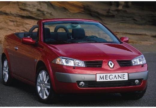 RENAULT Megane CC kabriolet bordeaux (czerwony ciemny) przedni prawy