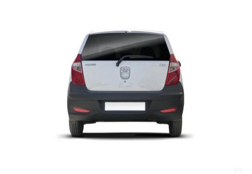 HYUNDAI i10 II hatchback tylny