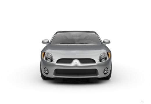 MITSUBISHI Eclipse IV coupe przedni