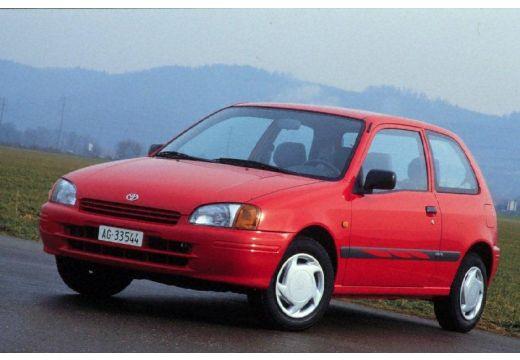Toyota Starlet hatchback przedni lewy