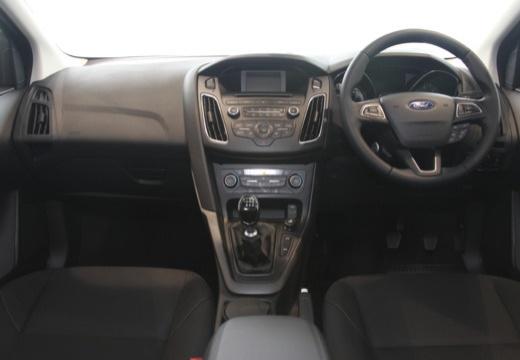 FORD Focus VI hatchback silver grey tablica rozdzielcza