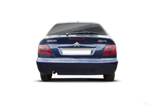 CITROEN Xsara II hatchback tylny