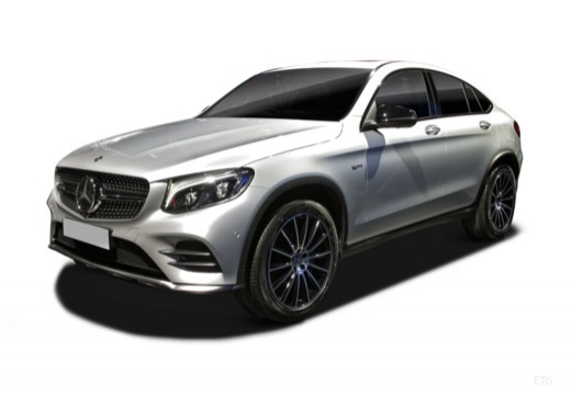 MERCEDES-BENZ AMG GLC Coupe 63 4-Matic+ Hatchback C 253 I 4.0 476KM (benzyna)