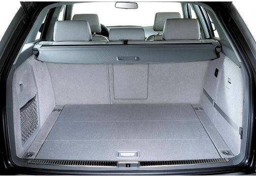 AUDI A4 Avant 8E I kombi przestrzeń załadunkowa