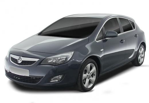 OPEL Astra IV I hatchback szary ciemny