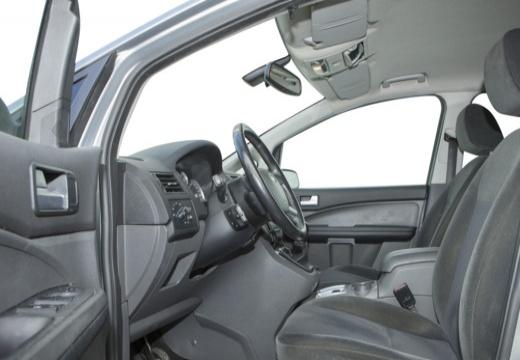 FORD C-MAX Focus kombi mpv silver grey wnętrze