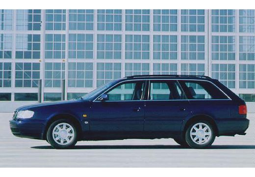 AUDI A6 /S6 Avant C4 kombi boczny lewy