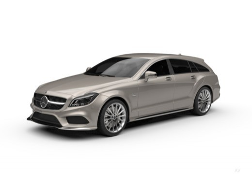 MERCEDES-BENZ CLS 400 4-Matic 7G-TRONIC Kombi Shooting Brake C 218 II 3.5 333KM (benzyna)