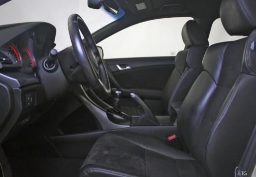 HONDA Accord VIII sedan biały wnętrze