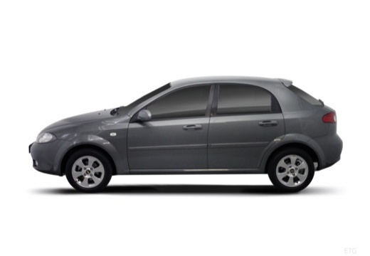 CHEVROLET Lacetti hatchback boczny lewy