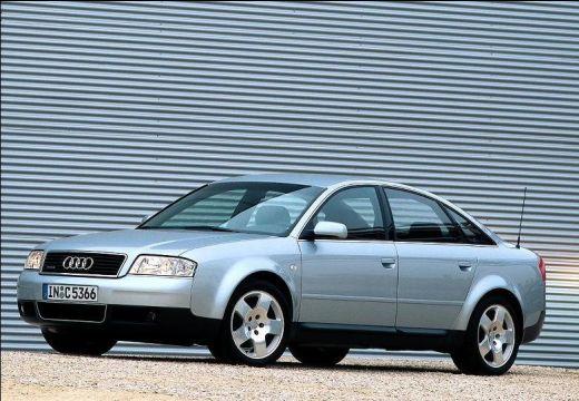 AUDI A6 /S6 4B I sedan silver grey przedni lewy