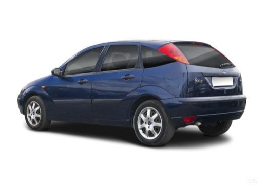 FORD Focus II hatchback tylny lewy