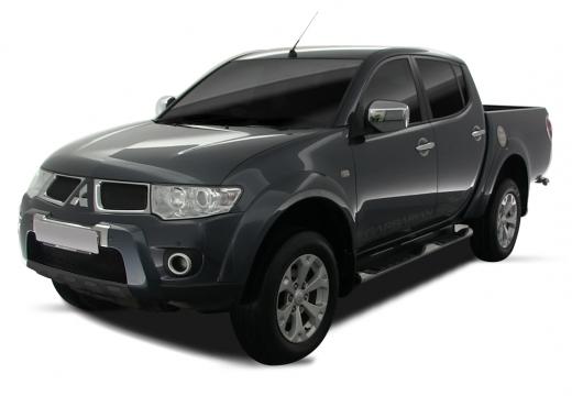 MITSUBISHI L 200 II pickup czarny