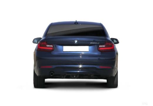 BMW Seria 2 F22 I coupe tylny