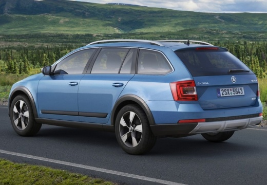 skoda octavia scout 2 0 tdi 4x4 kombi iii i 150km 2014. Black Bedroom Furniture Sets. Home Design Ideas