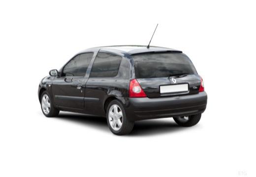 RENAULT Clio II II hatchback tylny lewy