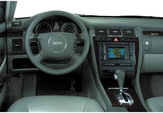 AUDI A8 /S8 D2 sedan tablica rozdzielcza