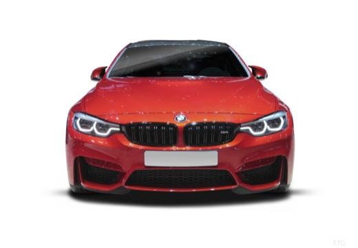 BMW Seria 4 coupe przedni
