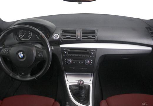 BMW Seria 1 Cabrio E88 I kabriolet tablica rozdzielcza