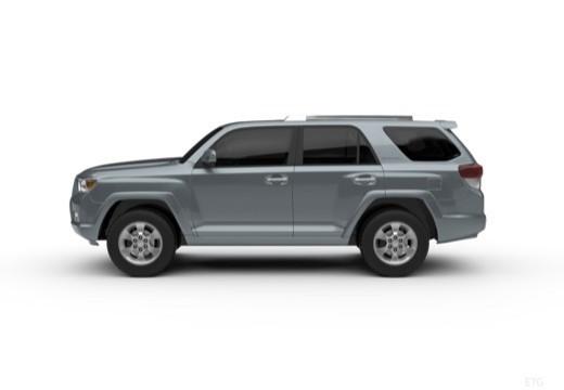 Toyota 4Runner kombi boczny lewy