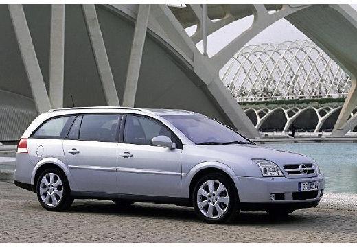 OPEL Vectra C I kombi silver grey przedni prawy