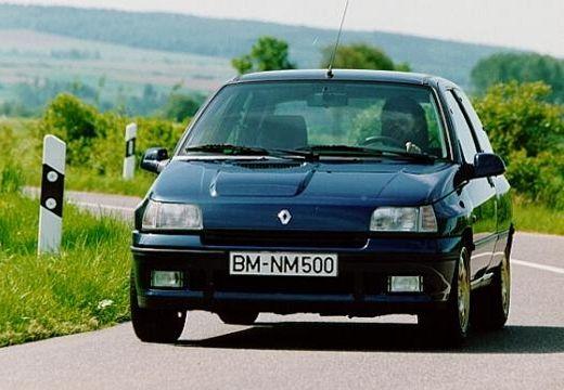 RENAULT Clio I hatchback przedni lewy