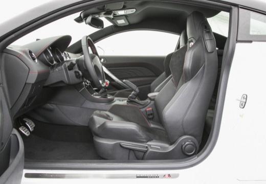 PEUGEOT RCZ II coupe wnętrze