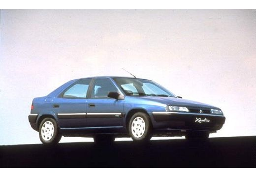 CITROEN Xantia 2.0 Turbo CT VSX Hatchback I 147KM (benzyna)