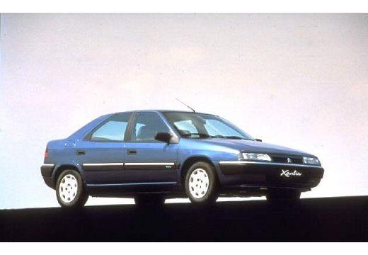 CITROEN Xantia Hatchback I