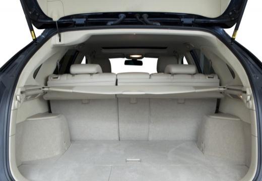 LEXUS RX 300 II kombi niebieski jasny przestrzeń załadunkowa