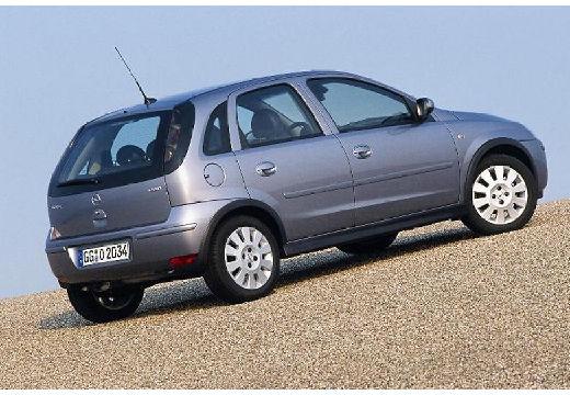 OPEL Corsa 1.4 16V Silverline Hatchback C II 90KM (benzyna)