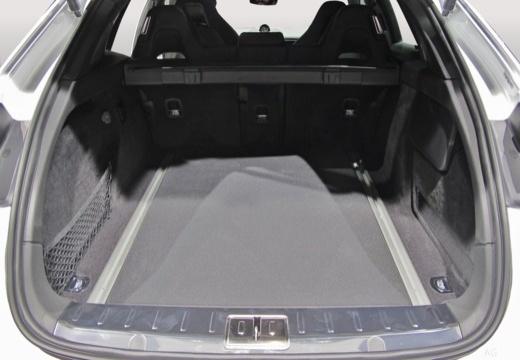PORSCHE Panamera Sport Turismo hatchback przestrzeń załadunkowa