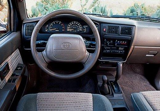 Toyota Tacoma pickup tablica rozdzielcza