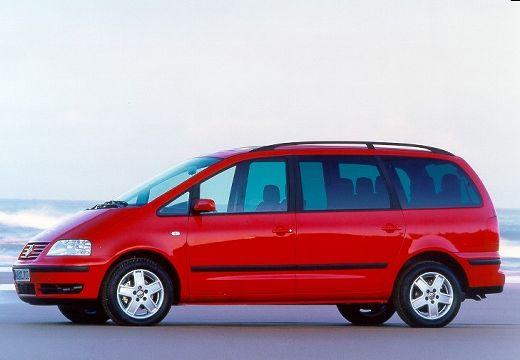 VOLKSWAGEN Sharan 1.8T Comfortline Tiptr. Van III 150KM (benzyna)
