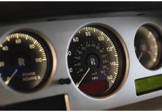 ROLLS-ROYCE Phantom I sedan tablica rozdzielcza