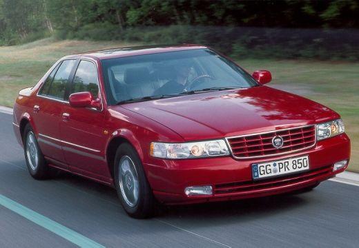 CADILLAC Seville sedan bordeaux (czerwony ciemny) przedni prawy
