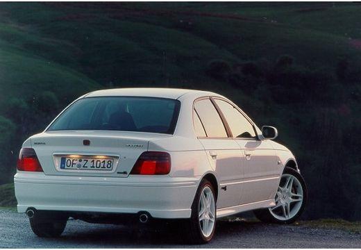 HONDA Accord IV sedan biały tylny prawy